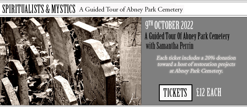 Guided tour of Abney Park Cemetery