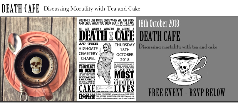 Death Cafe at the London Month of the Dead