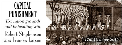 Capital Punishment history of executions