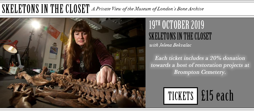 A private view of Londons bone archive